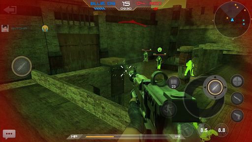 Call of Battle:Target Shooting FPS Game apktreat screenshots 2