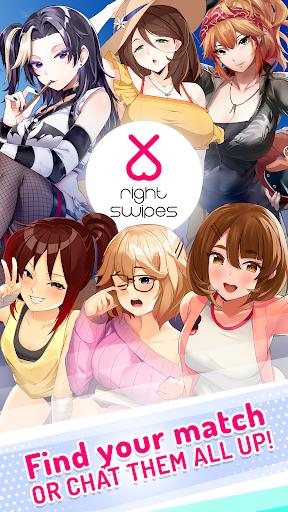 Eroblast: Waifu Dating Sim android2mod screenshots 1