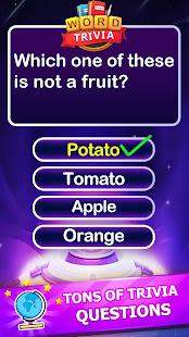Word Trivia - Free Trivia Quiz & Puzzle Word Games