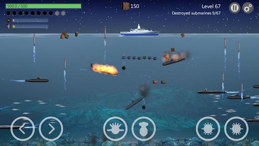 Sea Battle : Submarine Warfare 3.3.2 screenshots 7