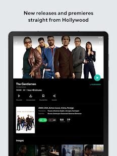 MEGOGO - TV, movies, cartoons and audiobooks 4.1.5 Screenshots 19