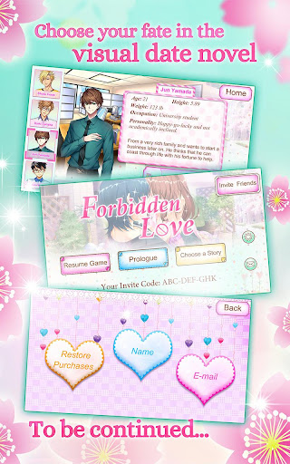 Code Triche Forbidden Love: Campus Crush (Astuce) APK MOD screenshots 4