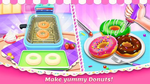 Sweet Bakery Chef Mania: Baking Games For Girls 2.8 Screenshots 3