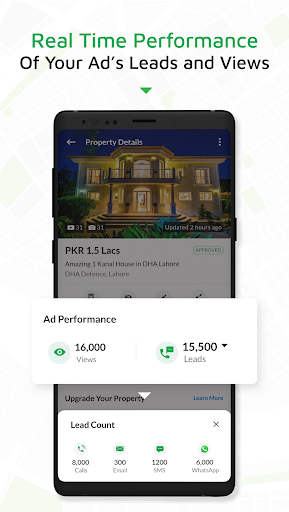 Zameen - No.1 Property Search and Real Estate App 3.6.4.2 screenshots 7