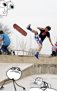 Troll Face Meme Sticker Apk Download NEW 2021 3
