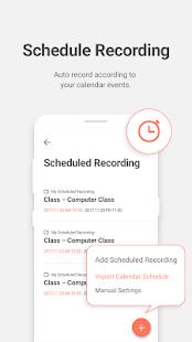 GOM Recorder - High-Quality Voice Recorder 1.2.0 APK screenshots 2