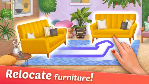 DesignVille: Home, Interior & Garden Design Game  screenshots 1