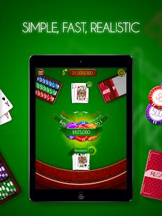 Blackjack! u2660ufe0f Free Black Jack Casino Card Game screenshots 15