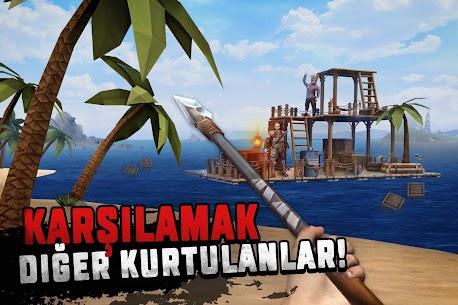 Raft Survival Apk Hile , Raft Survival Apk Son Sürüm – Para Hileli Mod 4