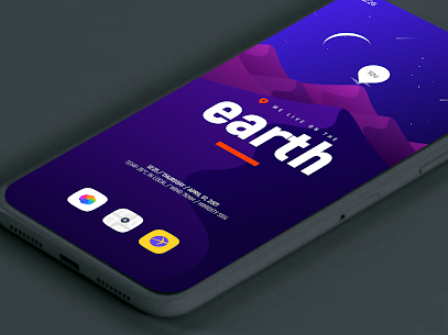 Sunny KWGT APK Download (PAID) for Android 5