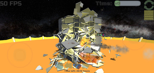 Destruction Simulator 3D - Destroyer of buildings apkpoly screenshots 3