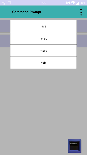 Command Prompt  Screenshots 2