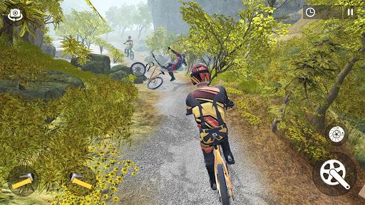 Xtreme Mountain Bike Downhill Racing - Offroad MTB 1.1 screenshots 3