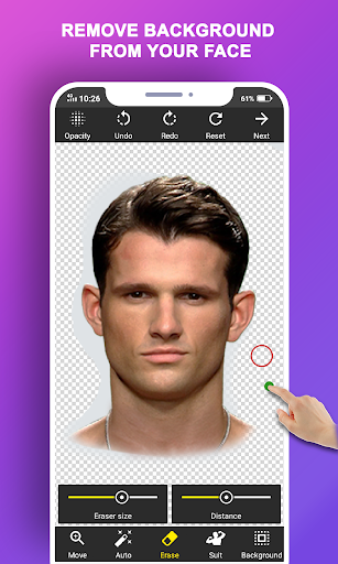 Body Builder Photo Suit (Six pack abs editor) android2mod screenshots 1