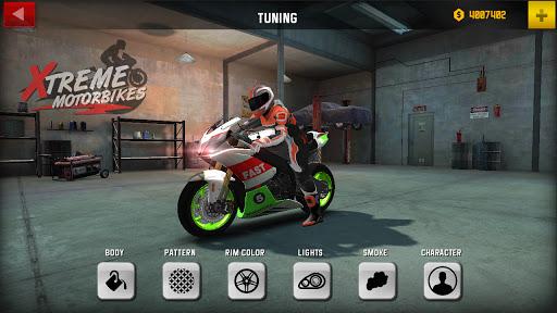 Xtreme Motorbikes APK MOD – Pièces de Monnaie Illimitées (Astuce) screenshots hack proof 1