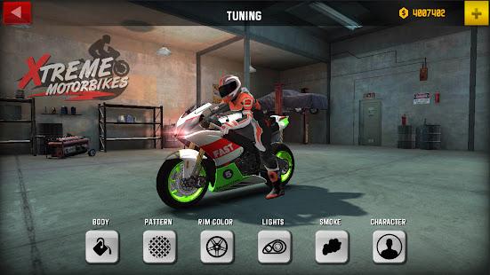 Xtreme Motorbikes screenshots apk mod 1