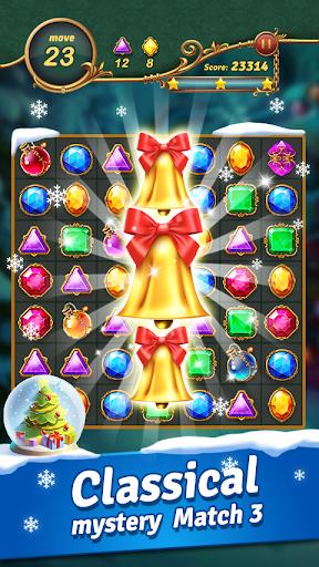 Jewel Castleu2122 - Classical Match 3 Puzzles screenshots 1