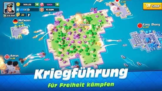 Top War- ein tolles Strategiespiel Screenshot