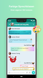 Friendium: Machen Sie Freunde, Party & Match Screenshot