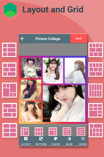 Photo Frame Collage 1.1.5 Screenshots 1