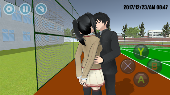 High School Simulator 2018 screenshots apk mod 3