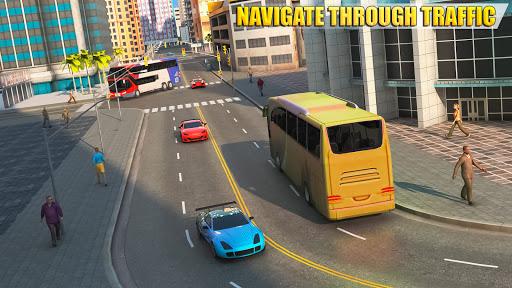 City Coach Bus Simulator 3D 1.6 screenshots 6