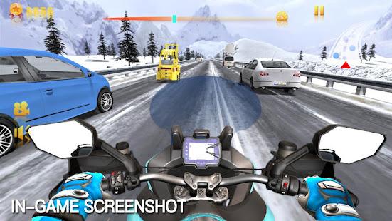 Traffic Speed Moto Rider 3D 2.0.1 Screenshots 5