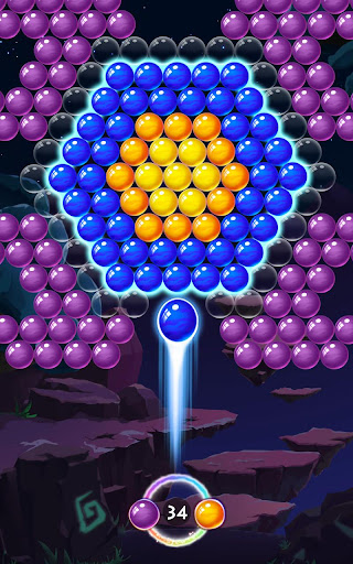 Bubble Shooter 2021 - Free Bubble Match Game 1.7.1 screenshots 2
