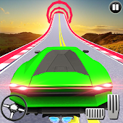 Car Stunts Game Mega Ramp Car : GT Car Games
