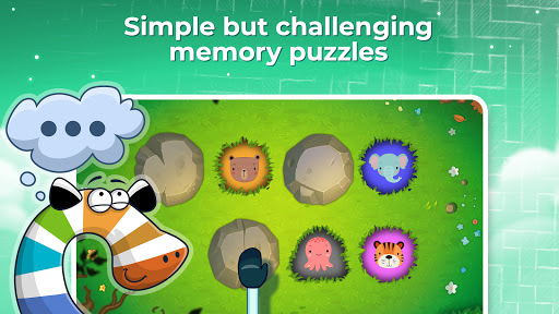 Zebrainy: learning games for kids and toddlers 2-7  screenshots 4
