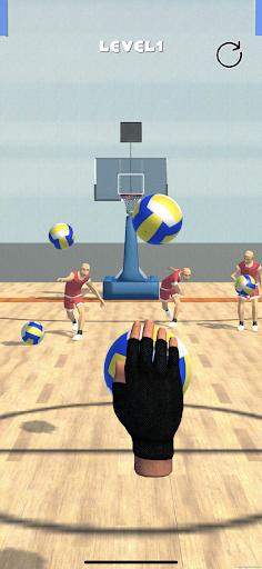 Ultimate Dodgeball 3D apklade screenshots 1