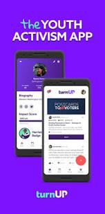 Download TurnUp Activism For PC Windows and Mac apk screenshot 1