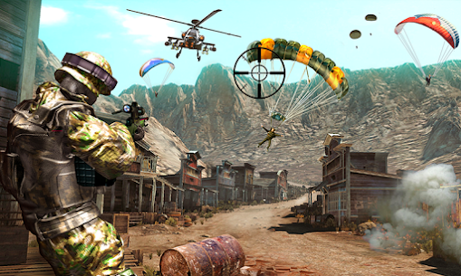 Battle Ground FPS Shooting- Commando Survival Game Apk Download 3