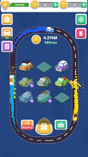 Super Parking Simulator:Merge Legend screenshots 5