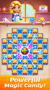 Candy Sweet Legend - Match 3 Puzzle