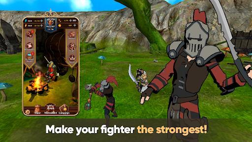 The Lone Knight - Action RPG (BETA)  screenshots 12