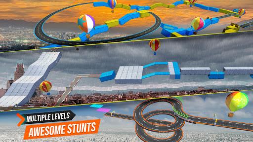 Mega Ramp Car Stunt Game 3d - New Car Games 2021 screenshots 4