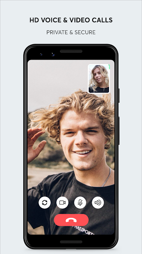 twinme - private messenger  screenshots 2