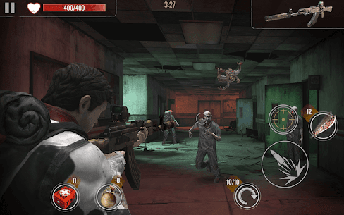 ZOMBIE HUNTER Mod Apk (Free Shopping) 7