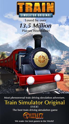 Train Simulator - Free Games  updownapk 1