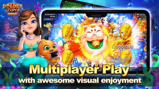Golden Tiger Slots - Online Casino Game 2.1.3 screenshots 11