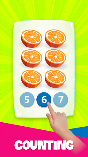 123 number games for kids - Count & Tracing 1.7.11 screenshots 13