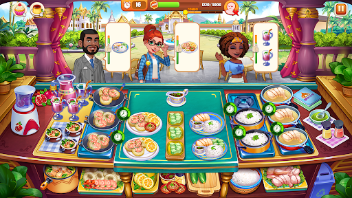 Cooking Madness - A Chef's Restaurant Games  screenshots 2