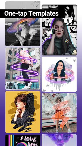 Picskit Photo Editor: Free Cutout, Collage, Filter apktram screenshots 7