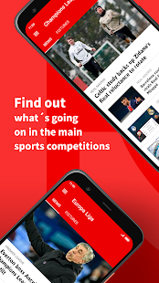 AS -  News and sports results.