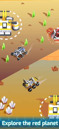 Space Rover: idle planet mining tycoon simulator 1.93 screenshots 6