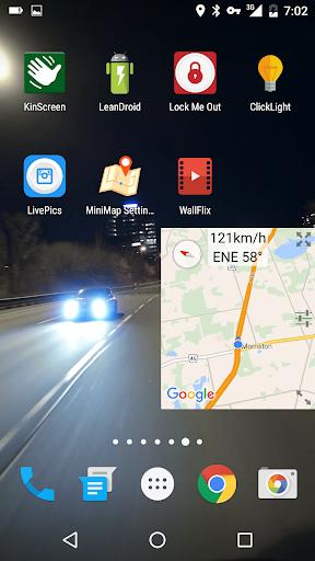 MiniMap 🥇 Floating interactive map 2.0.2 screenshots 1