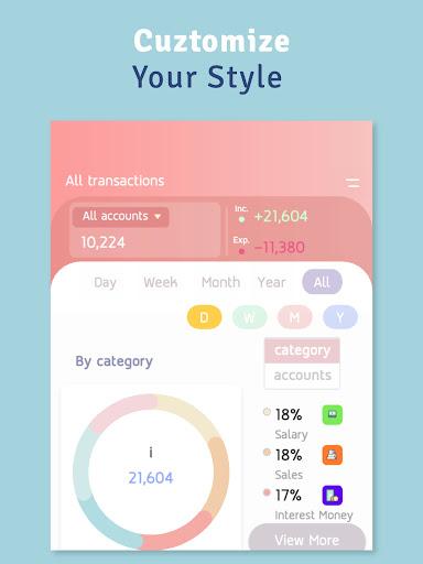 Money Diary - Expense Tracker apktram screenshots 14