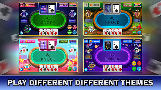 Tonk Online : Multiplayer Card Game android2mod screenshots 5