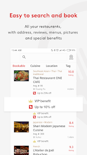 DiningCity  Restaurant Guide For Pc – [windows 7/8/10 & Mac] – Free Download In 2020 3